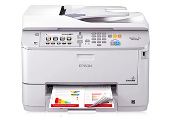 epson wf-5190 ink printer Review