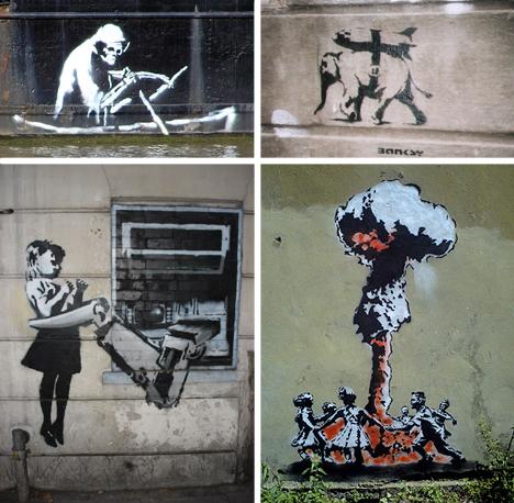 Los mejores grafiteros