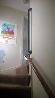 hallway grab bar