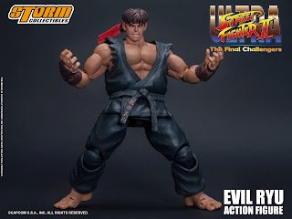 Ultra Street Fighter II- The Final Challengers Evil Ryu