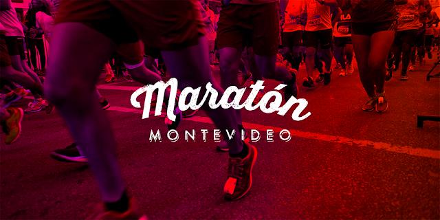 42k 21k 10k Maratón de Montevideo (Uruguay - 19/abr/2020)