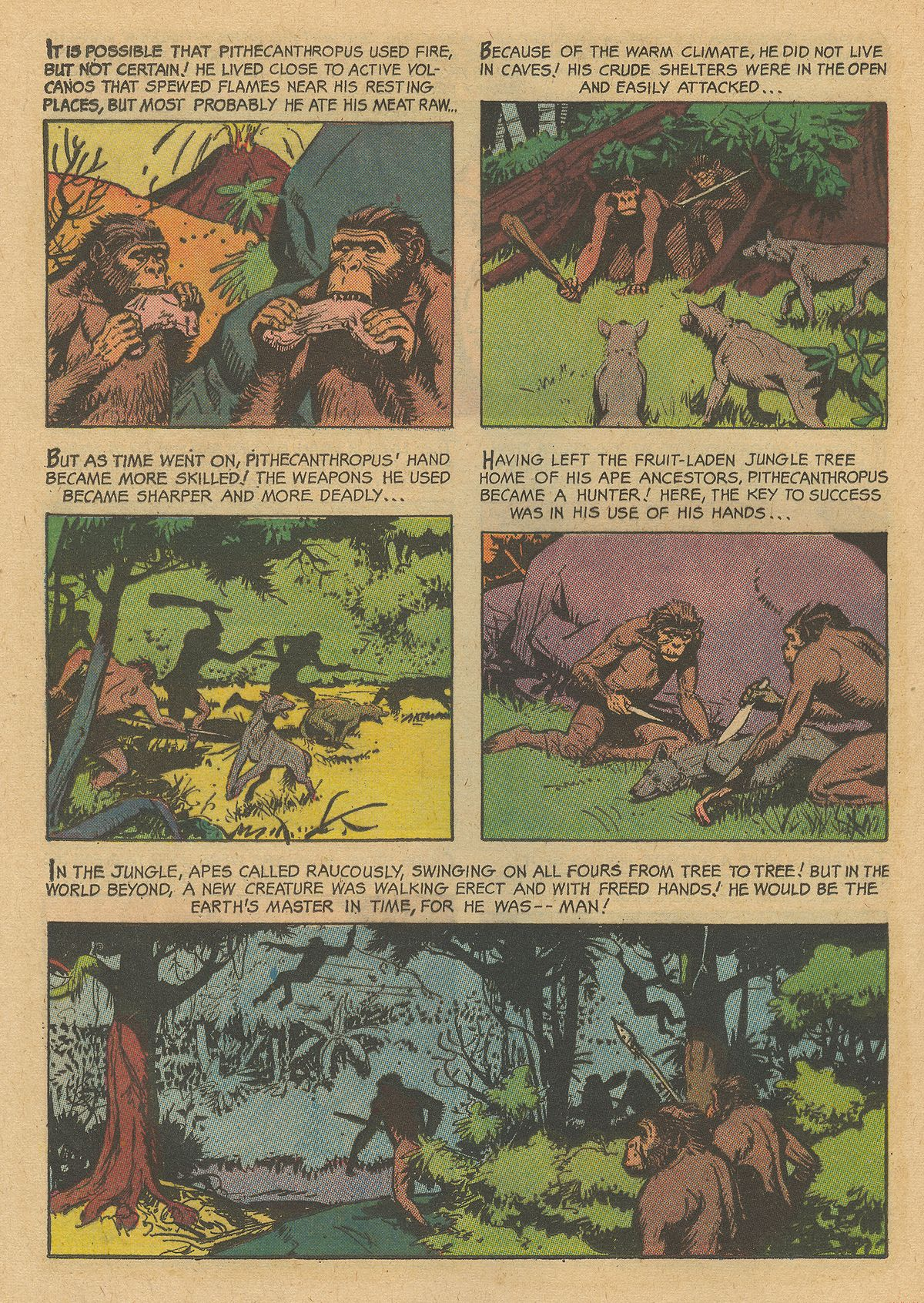 Read online Turok, Son of Stone comic -  Issue #52 - 24