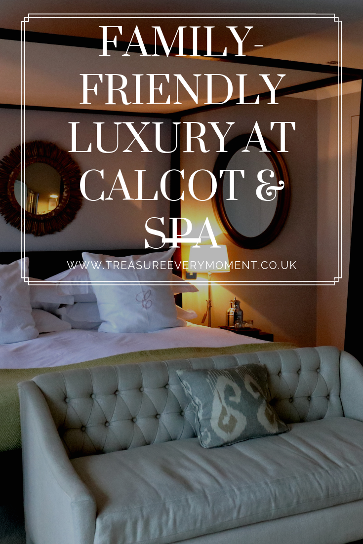 TRAVEL: A Night of Family-Friendly Luxury at Calcot and Spa in the Cotswolds