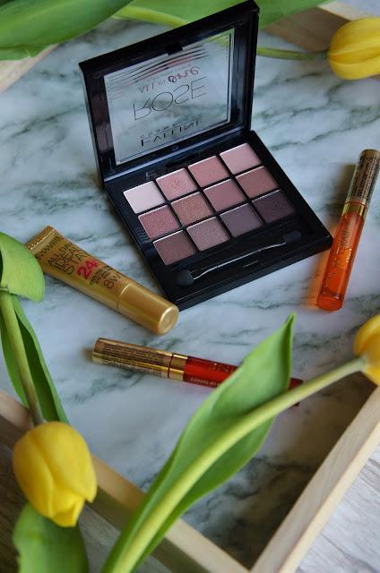 Przegląd nowości od Eveline Cosmetics | All in one - ROSE | swatche i recenzja