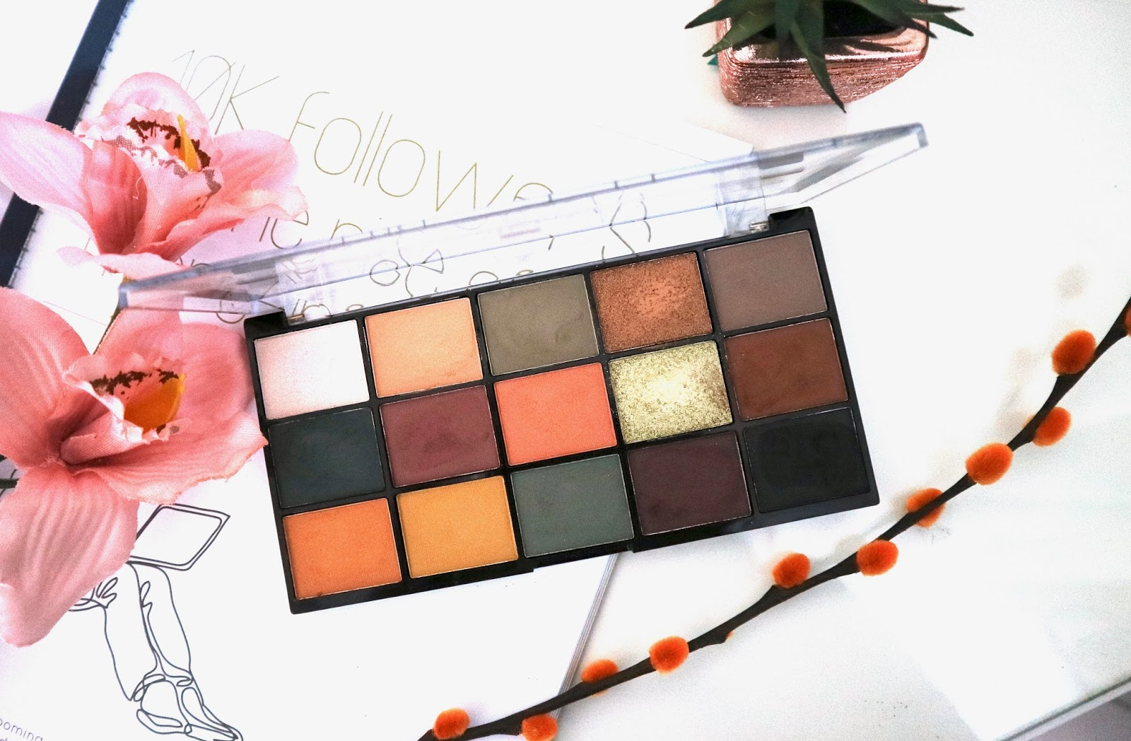 90604b44364 MAKEUP REVOLUTION MONDAY: THE £4 EYESHADOW PALETTE YOU NEED!