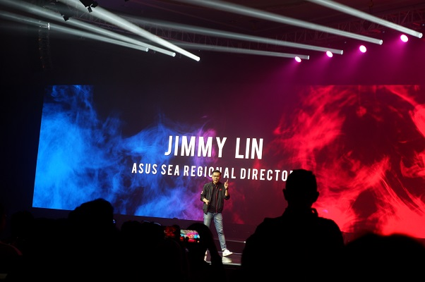 Jimmy Lin-ASUS SEA Regional Director