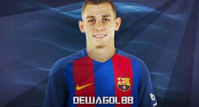Barcelona Datangkan Bek Muda Lucas Digne Ke Camp Nou