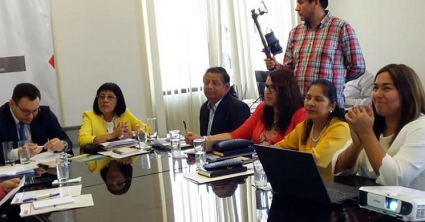 UNICA: Ministerio de Educación instala comisión técnica en busca del licenciamiento de la Universidad Nacional San Luis Gonzaga de Ica