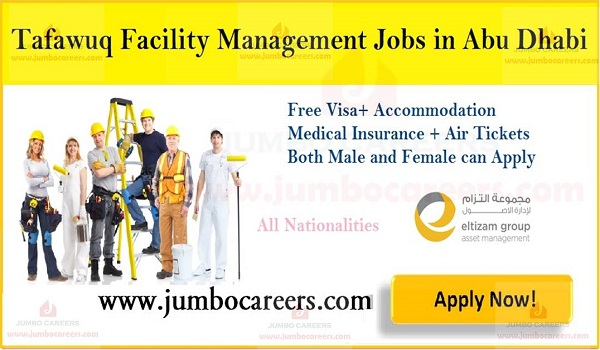How to apply for latest house keeping jobs Abu Dhabi, Storekeeper jobs description Abu Dhabi,