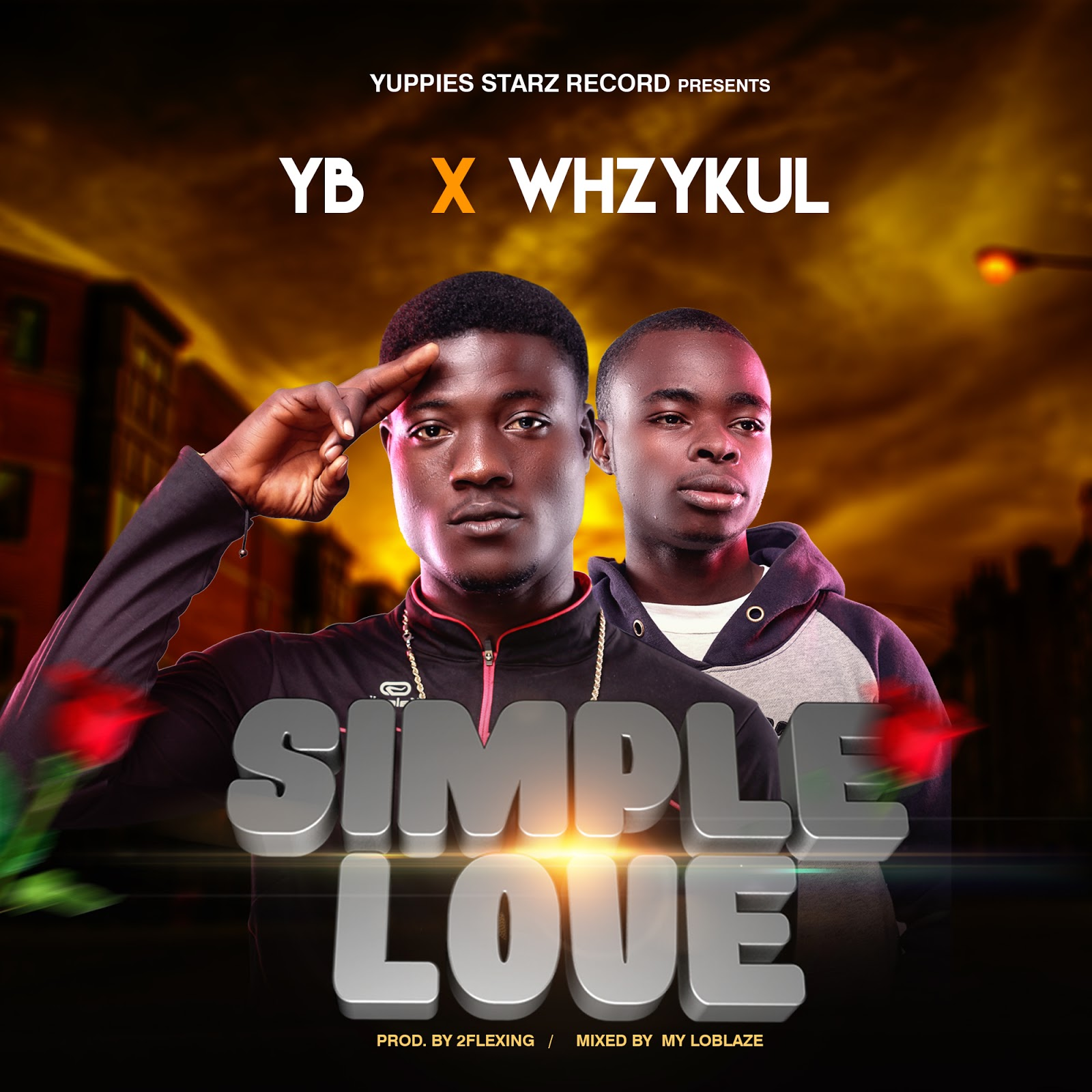 MUSIC: YB - Simple Love ( Ft  Whizykul )   Free download