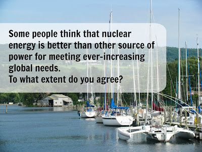 nuclear energy argument essay