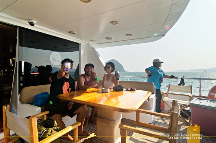 Langkawi Sunset Cruise Beer
