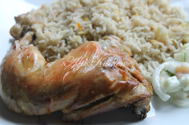 Nasi Arab Hadramaut