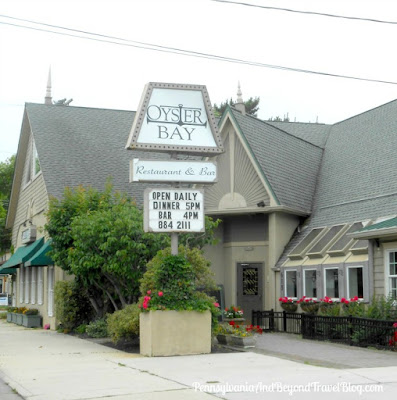 Oyster Bay Restaurant and Bar in Cape May, New Jersey