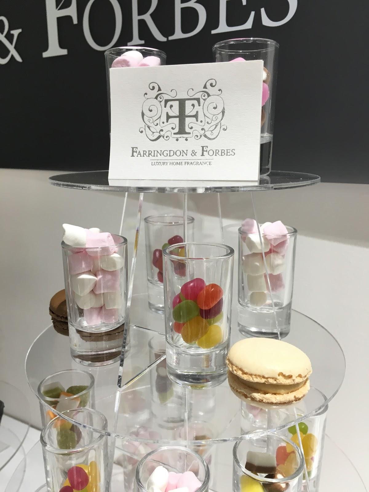 Farringdon & Forbes, luxury home fragrance, candles, Birmingham