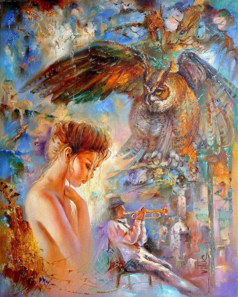 20 لوحة Witali Zuk المجموعة الثانية