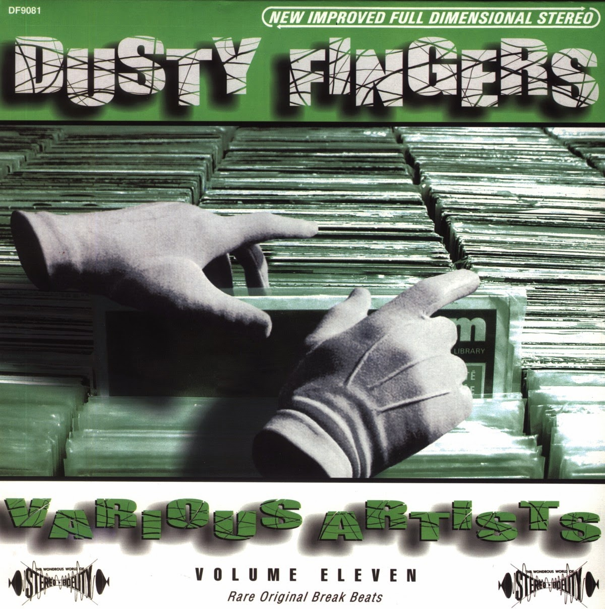 dusty fingers vol 11