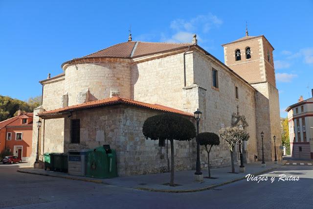 Iglesia de San Miguel de Reoyo, Peñafiel