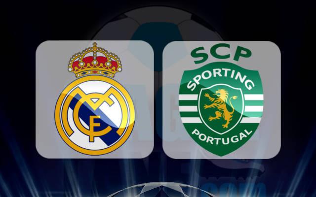 LIVE SCTV. Partai seru di Liga Champion Eropa antara Real Madrid vs Sporting CP