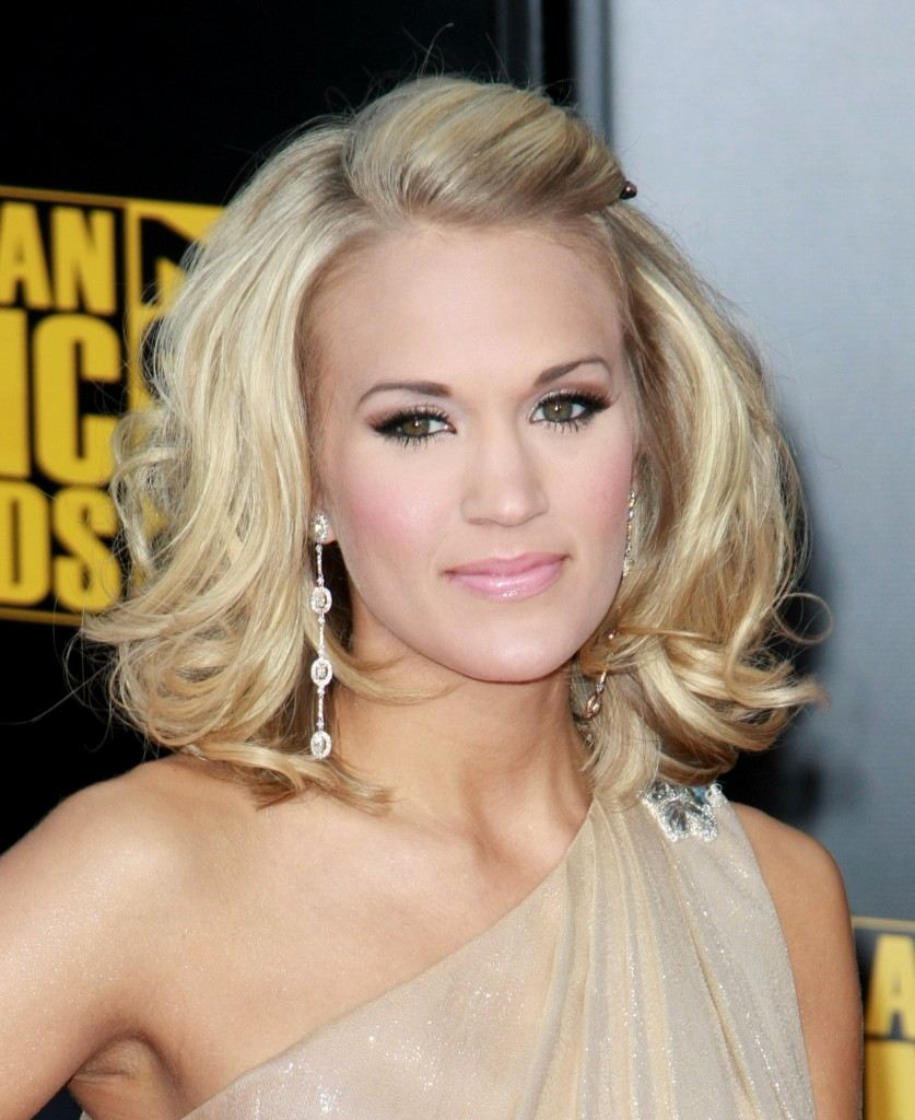 Celebrities Natural Blonde Hairstyles 2011 ~ Prom Hairstyles