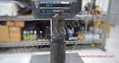 Kalibrasi Timbangan Digital DIGI SM-500