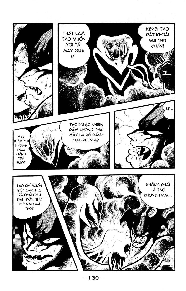 DevilMan chapter 13 trang 19