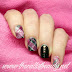 26 Great Nail Art Ideas: Winter Warmth - Green & Pink Plaid
