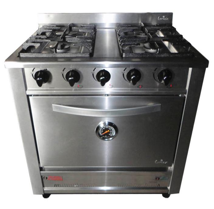 Cocinas industriales familiares cocinas industriales for Cocinas industriales modernas