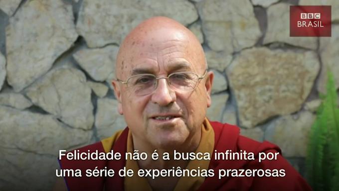 O 'homem mais feliz do mundo' revela os 5 segredos da felicidade