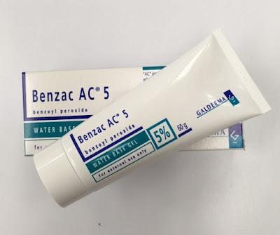 Kem trị mụn Benzac AC 5% có tốt không