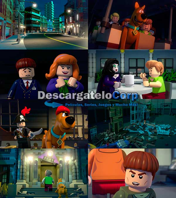 LEGO Scooby Hollywood Encantado DVDRip Latino