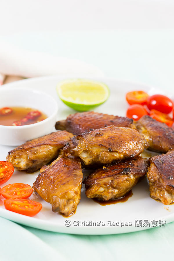 Pan-fried Lemongrass Chicken Wings03