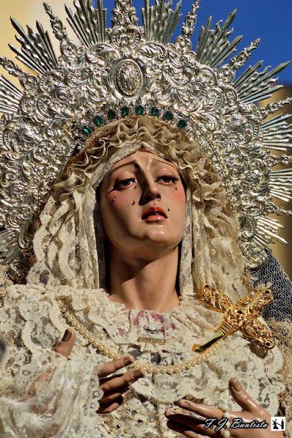 Virgen del Consuelo y Desamparo 4
