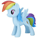 MLP Meet the Mane 6 Rainbow Dash Brushable Pony