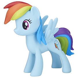My Little Pony Molded Mane Pony Singles Rainbow Dash Brushable Pony