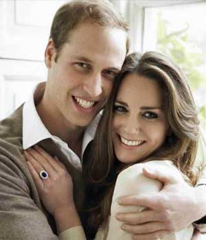 William e Kate Middleton Se Casam em Westminster