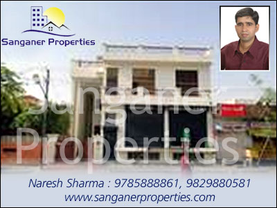 JDA Approved Commercial Shop For Sale Near Saipura Road In Sanganer