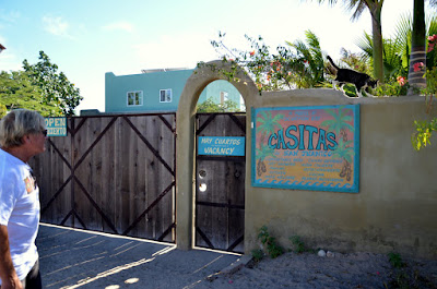 Las Casitas in San Juanico on Scorpion Bay