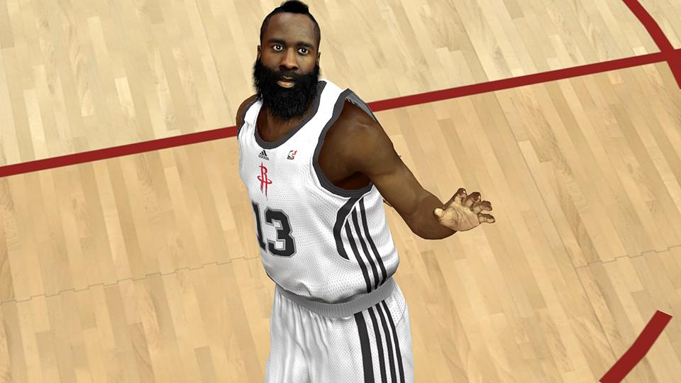 james harden shoes 2k14