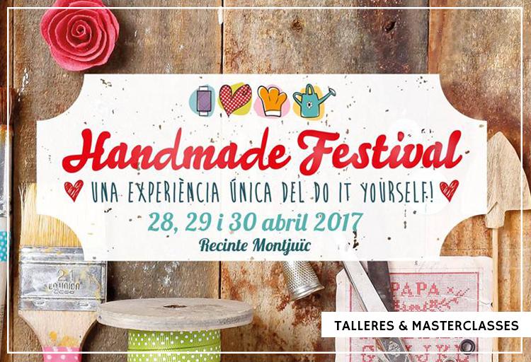 Handmade Festival 2017, vuelve la Rave Craft