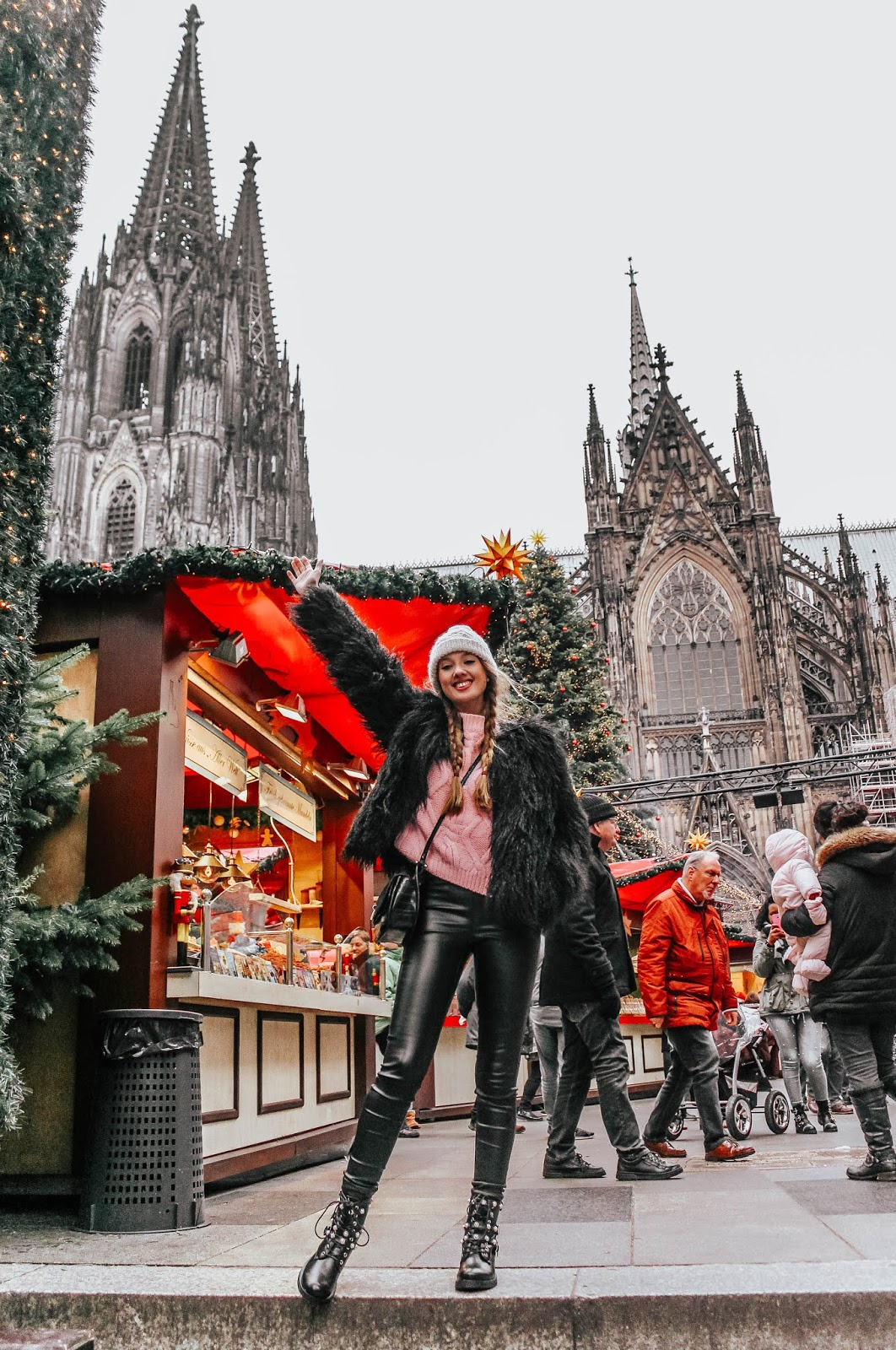Cologne Christmas Markets Luxury Travel Blog Review