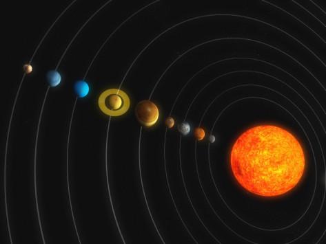 roman and greek solar system - photo #10