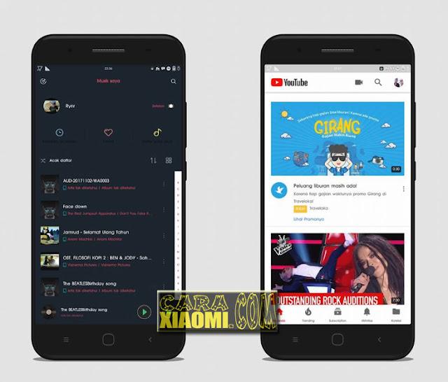 Link Download Thema Xiaomi MIUI Selayar Reborn Mtz Terbaru: