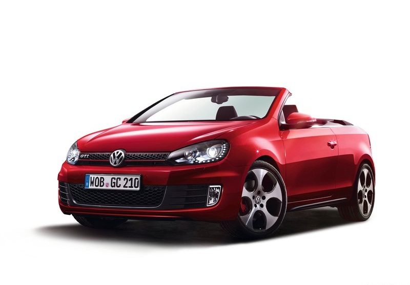 sport car garage volkswagen golf gti cabriolet 2013. Black Bedroom Furniture Sets. Home Design Ideas
