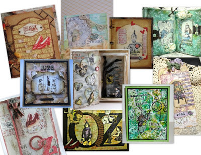 Artistic Outpost February DT Blog Hop