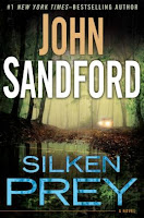 Silken Prey by John Sandford (Book cover)
