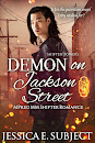 Demon on Jackson Street: an MM MPreg Shifter Romance by Jessica Subject