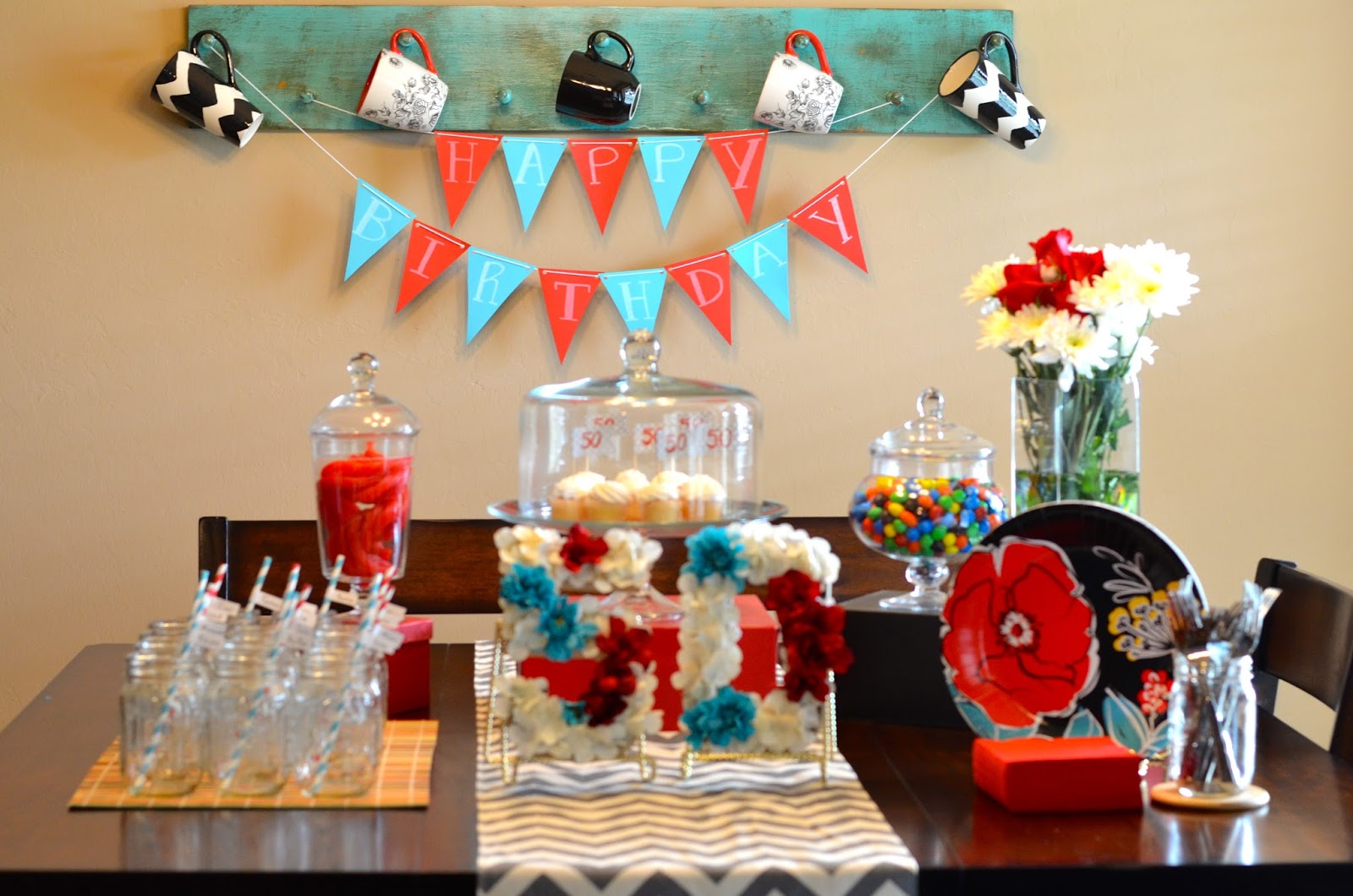 High Heels & High Notes: 50th Birthday Party