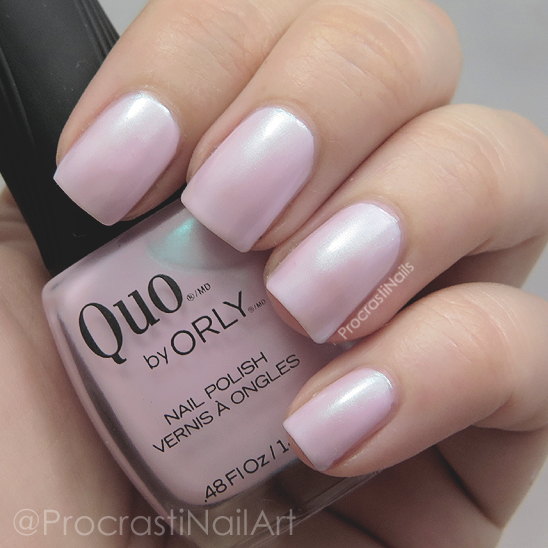Swatch of Quo by ORLY Always Chic