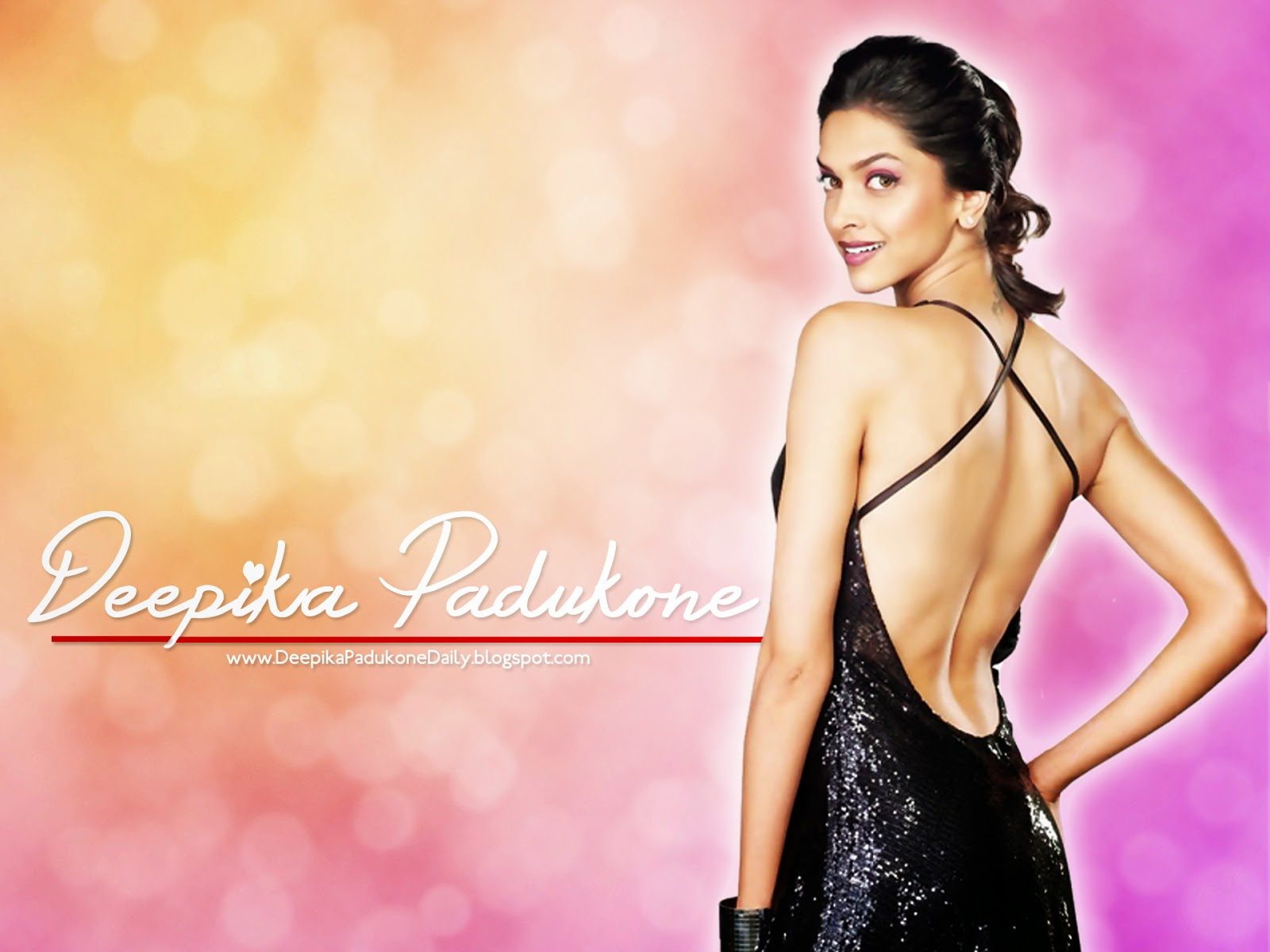 Deepika Padukone New HD Wallpaper 2014